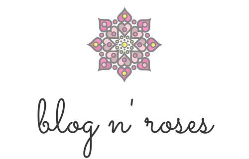blog n' roses logo
